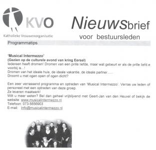 kvo_nieuwsbrief