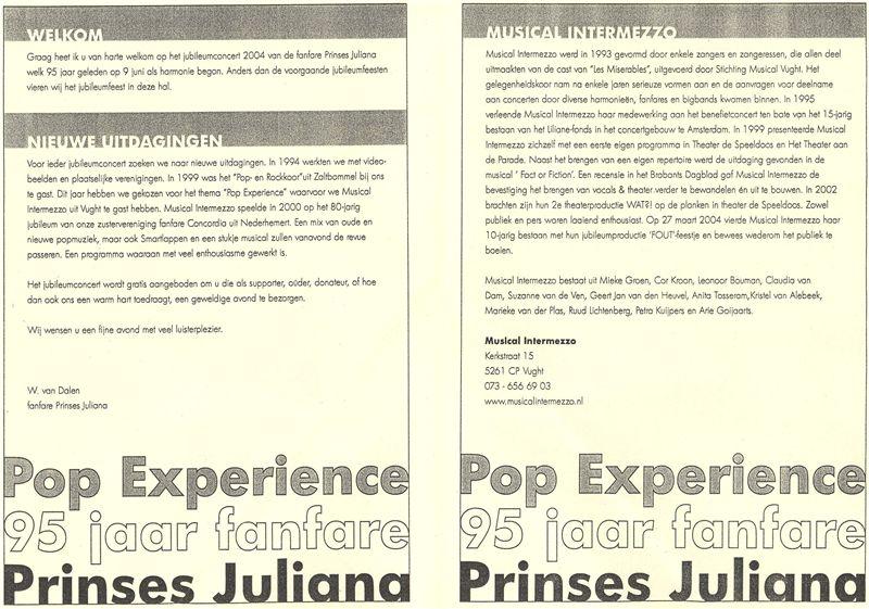 popexperienceboekje