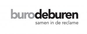 logo burodeburen PMS423