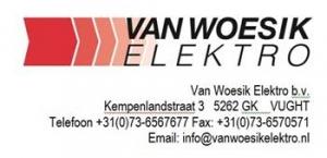 logo van Woesik electro